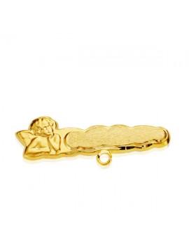 Alfiler oro amarillo bebé...