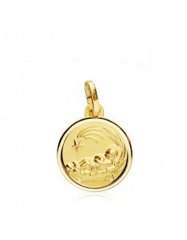 Medalla niño del pesebre...