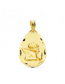 Medalla Angelito burlón...