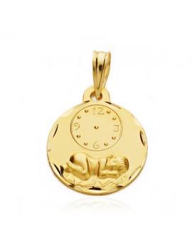 Medalla Niño reloj 15 mm....