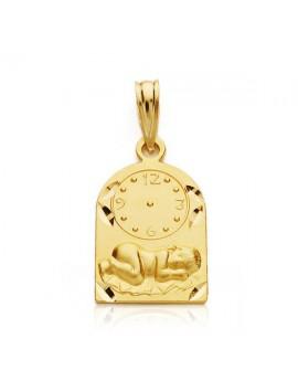 Medalla Niño reloj 18 x 11...