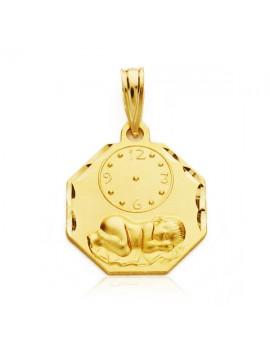 Medalla Niño reloj 17 x 14...