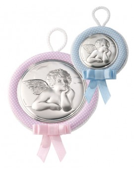 Medalla cuna Angel San Rafael