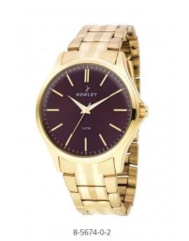 Reloj Nowley dorado para...