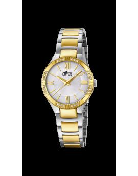Reloj Lotus de acero...