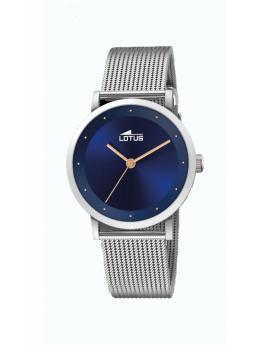 Reloj Lotus Trendy de acero...