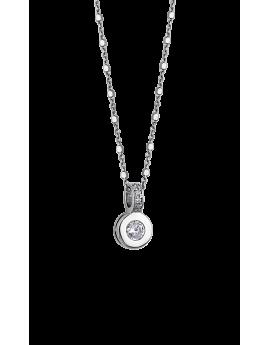 Collar Lotus Silver Pure...