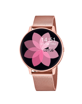 SmartWatch Lotus de acero...