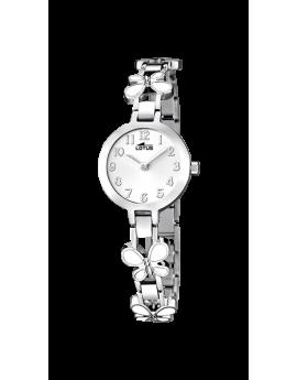 Reloj Lotus de acero para...