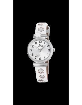 Reloj Lotus de acero con...