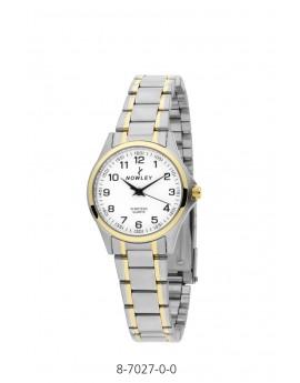 Reloj Nowley acero bicolor...