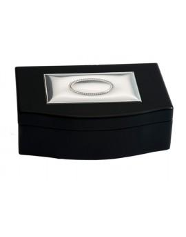 Caja joyero 20x14,5x6,5 cm.