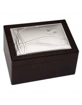 Caja joyero 21x15x12 cm.